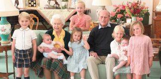 makna nama cicit ratu elizabeth ii foto-terbaru-keluarga-kerajaan-inggris-pangeran-philip-dan-cicit