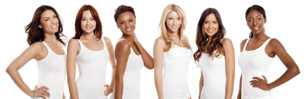 warna kulit putih sehat
