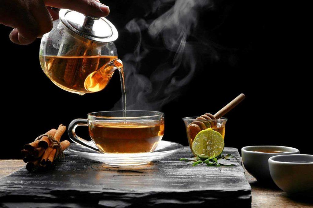 cara menghilangkan bau petai dengan teh