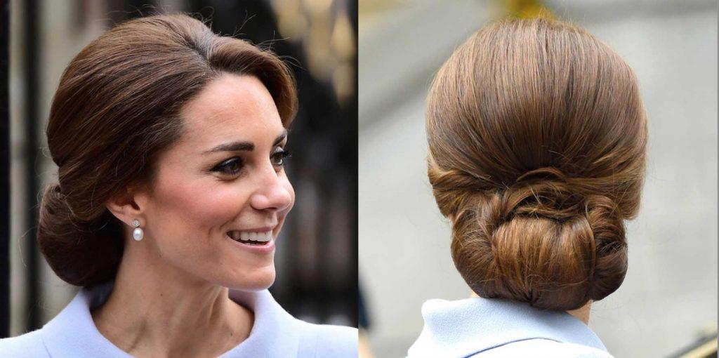 hair net kate middleton
