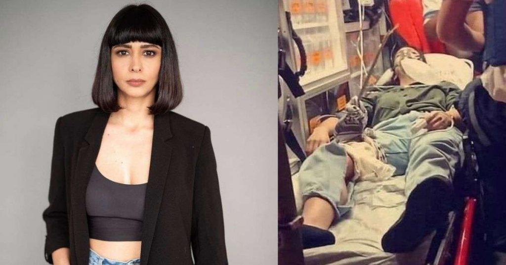maisa abd elhadi ditembak israel palestina aktris