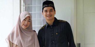 pernikahan muhammad alvin faiz