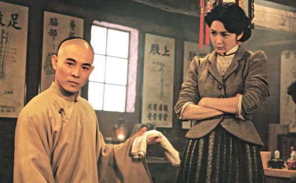 rosamund kwan and jet li