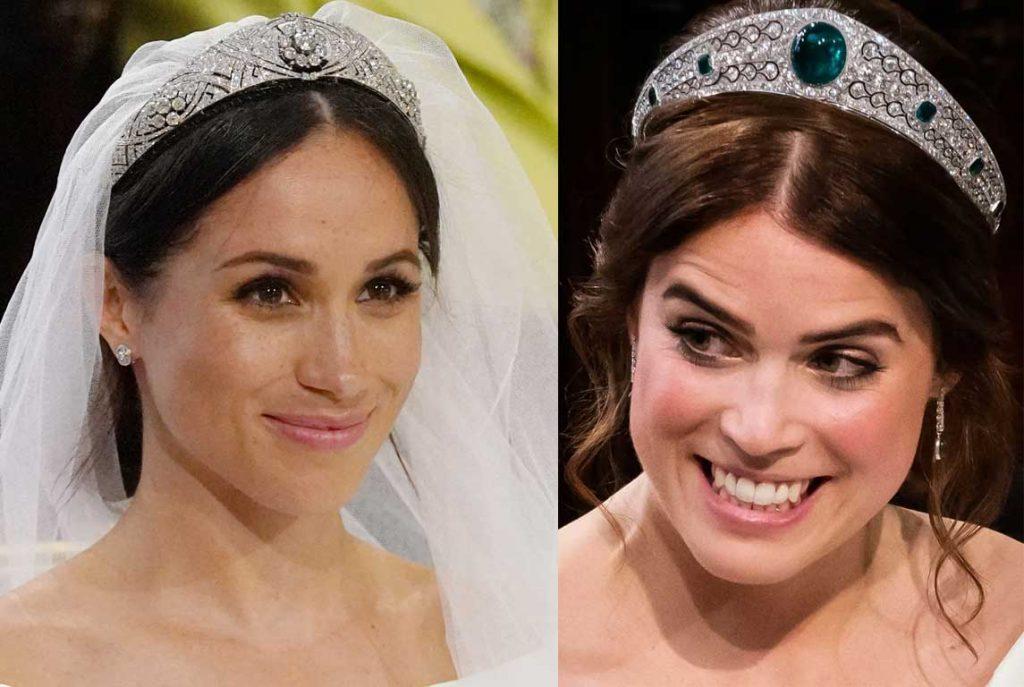 tiara pernikahan meghan markle 1