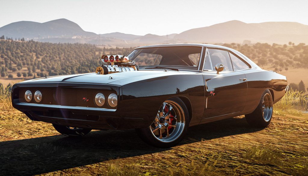 Dodge charger fast and furious