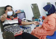 aksi donor darah jombang