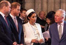 archie harrison gelar pangeran dan putri