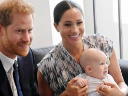 foto lilibet diana anak ke dua meghan markle pangeran harry putri
