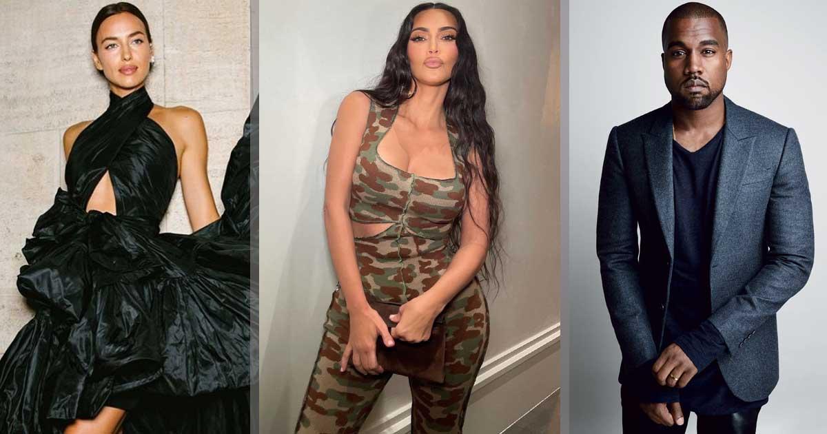 Kanye West Dan Irina Shayk Pacaran Apa Kata Kim Kardashian