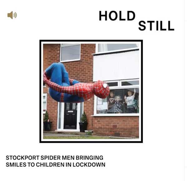 kate middleton pangeran william spiderman hold still