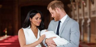 kelahiran anak ke dua meghan markle dan pangeran harry lilibet diana posisi pewaris penerus takhta kerajaan inggris