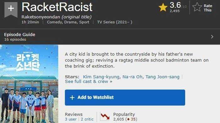 racketracist racket boys warganet indonesia