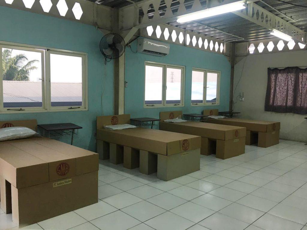 rumah isoman surabaya covid 19
