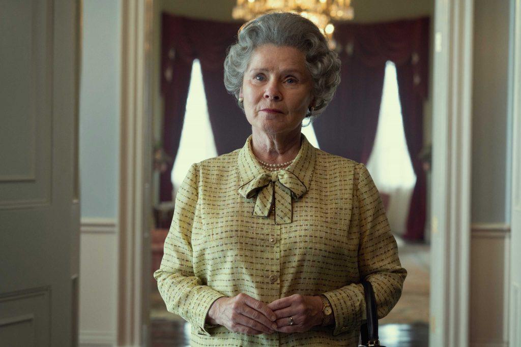 aktris imelda staunton di netflix the crown 5
