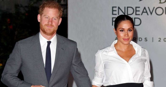meghan markle dan pangeran harry emmy awards 2021