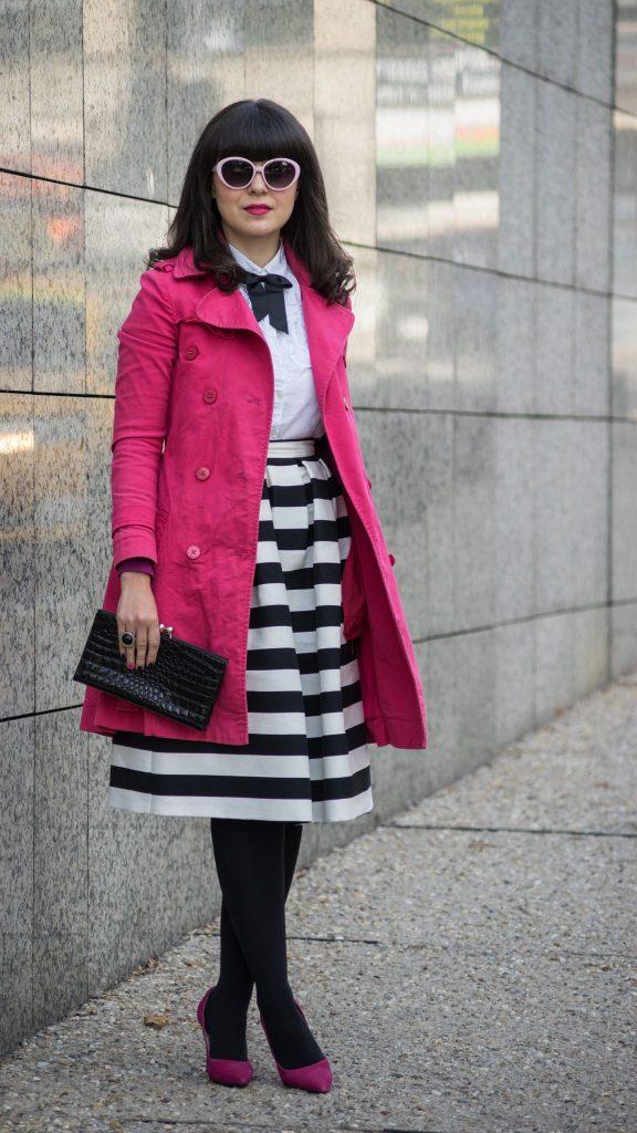 mix and match tips baju pink