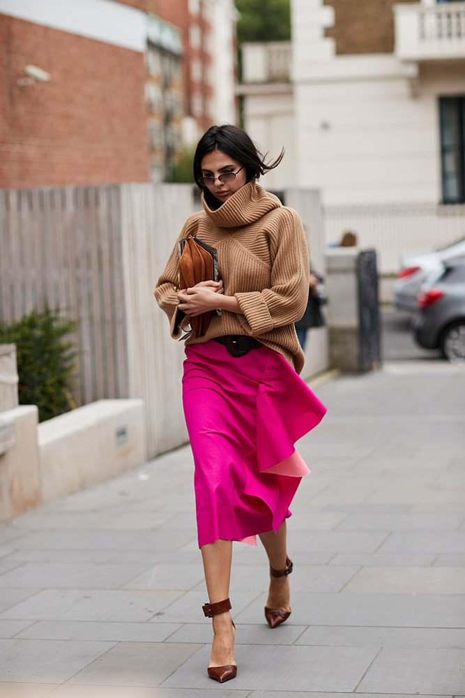padu padan mix and match baju pink