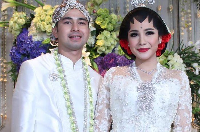 raffi ahmad dan nagita slavina menikah