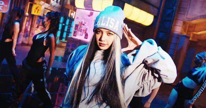 lalisa-lisa-blackpink-lirik-money video clip mv