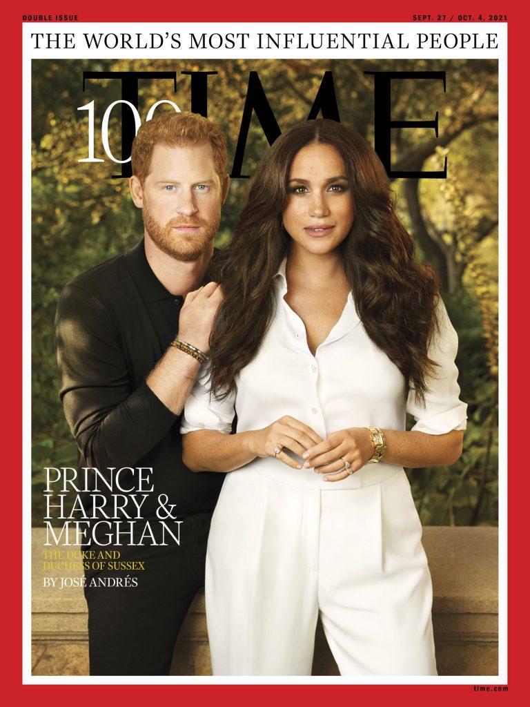 meghan-markle-dan-pangeran-harry-sampul-majalah-time